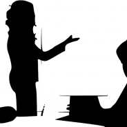 Illustration of a meeting