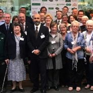 Launch of Farnham in Bloom 2018