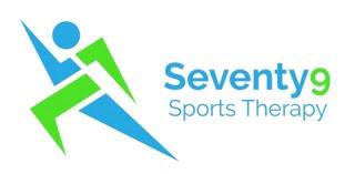 Seventy9 sports therapy logo