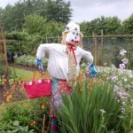Winning Scarecrow © Farnham Town Council