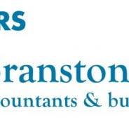 Branston Adams 25 Years Logo
