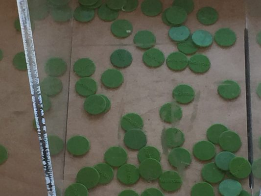 Green tokens