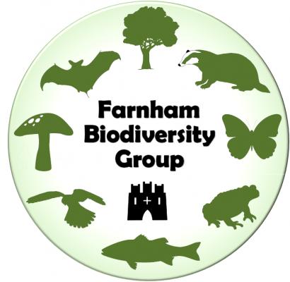 Farnham Biodiversity Group logo