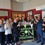 Gin Festival launch 2019
