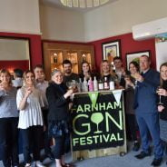Gin Festival launch 2019