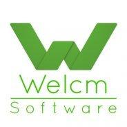 Welcm software logo