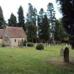Hale Cemetery chapels