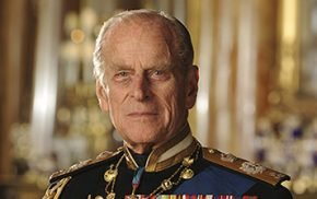 Portrait image of HRH The Duke of Edinburgh