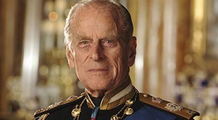 Portrait image of HRH The Duke of Edinburgh