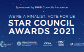 Banner for Star Council Awards 2021